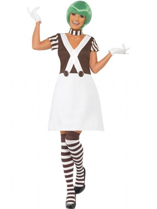 Candy Creator Female Costume